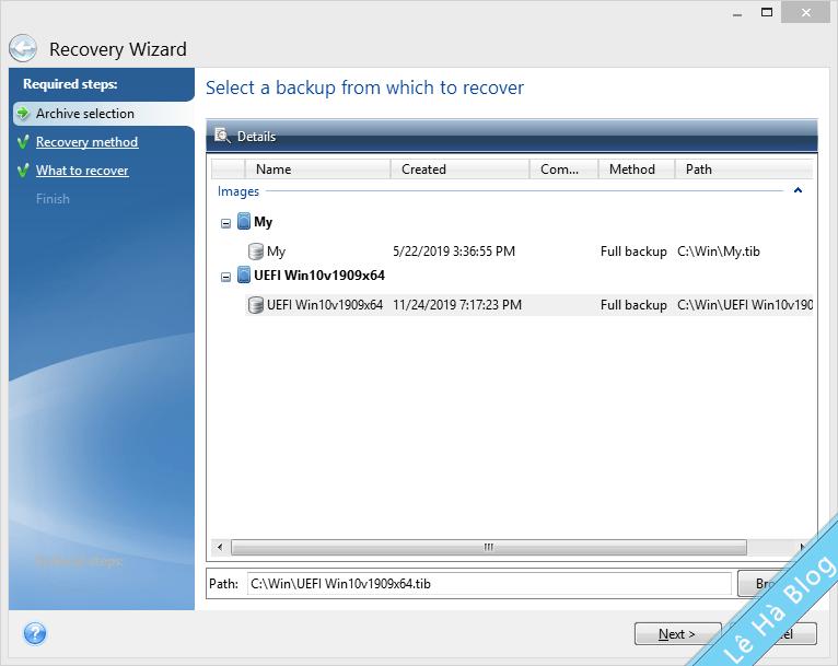 Ghost Windows UEFI